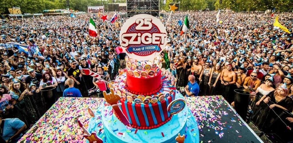 Sziget Fesztivál - Sziget 2017