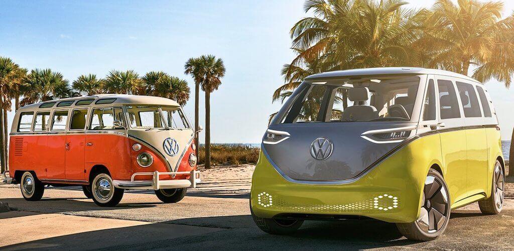 Volkswagen - VW ID Buzz - férfimagazin