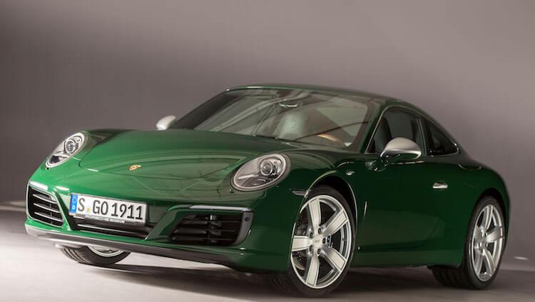 Porsche 911 - történelem - férfimagazin