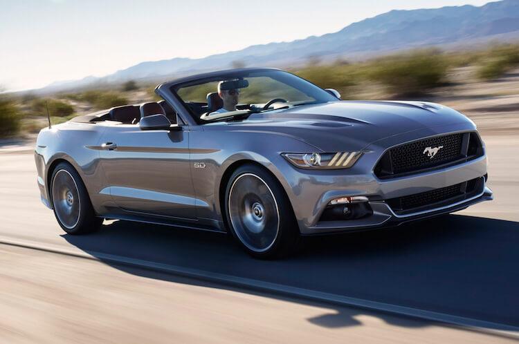 Ford Mustang - cabrio - kabrió - férfimagazain