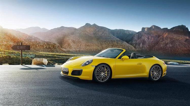 Porsche - cabrio - férfimagazin - kabrió