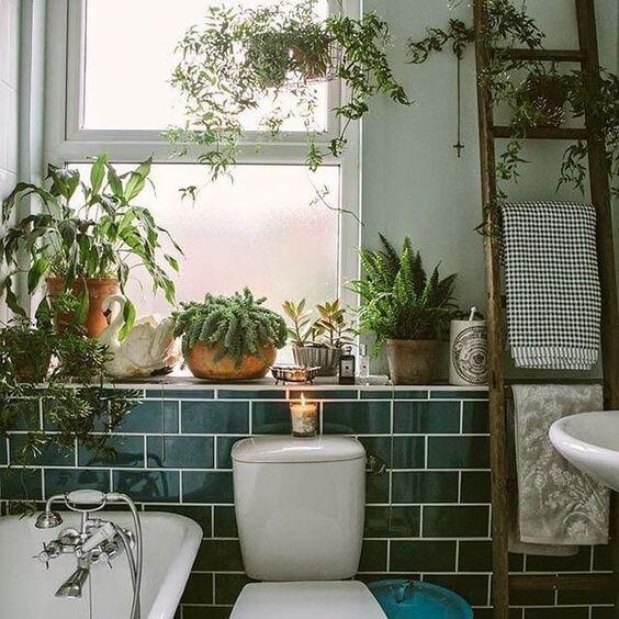 lakberendezés - férfi - fürdőszoba