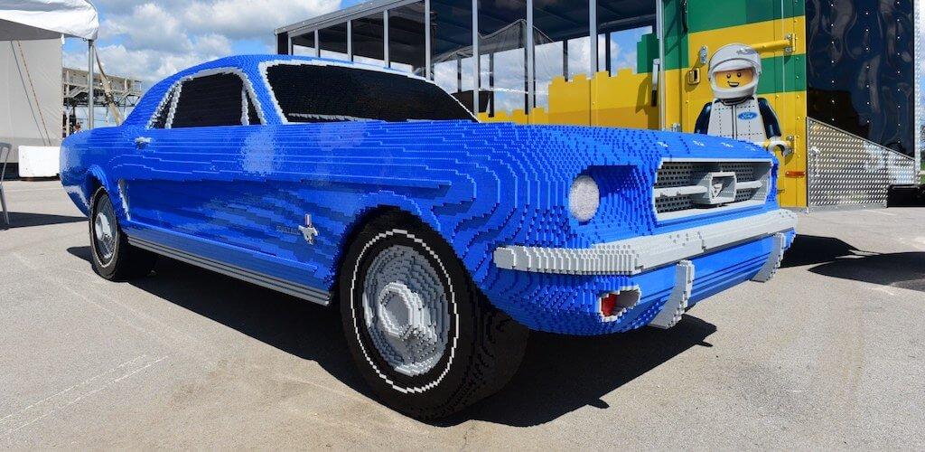 LEGO - Mustang - férfimagazin