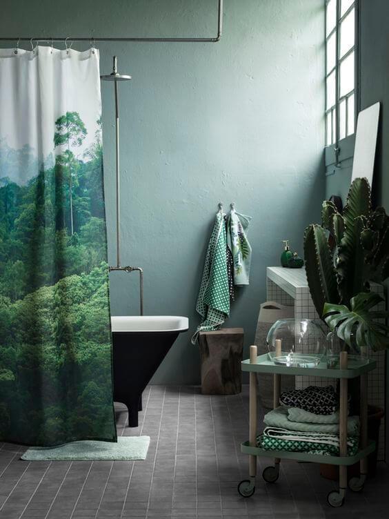 otthon - lakberendezés - fürdőszoba