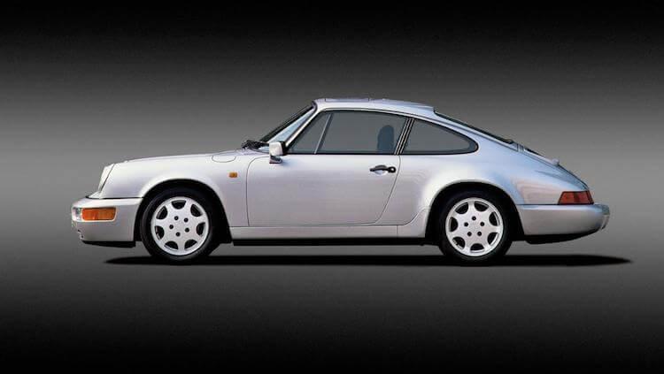 Porsche 911 Carrera 4 3.6 Coupé,1989. - férfimagazin