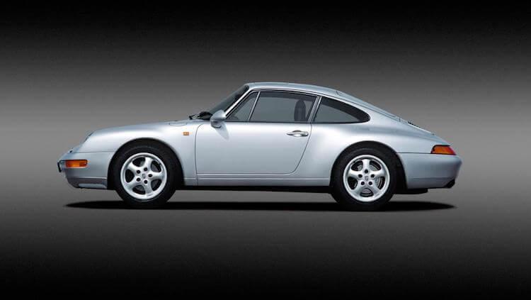 Porsche 911 Carrera 3,6 Coupé, 1993. - férfimagazin