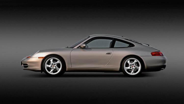 Porsche 911 Carrera 3.4 Coupé, 1997. - férfimagazin
