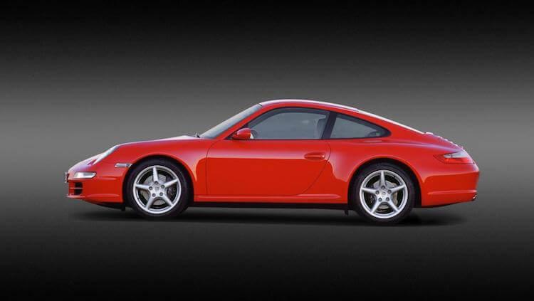 Porsche 911 Carrera 3.6 Coupé, 2004. - férfimagazin