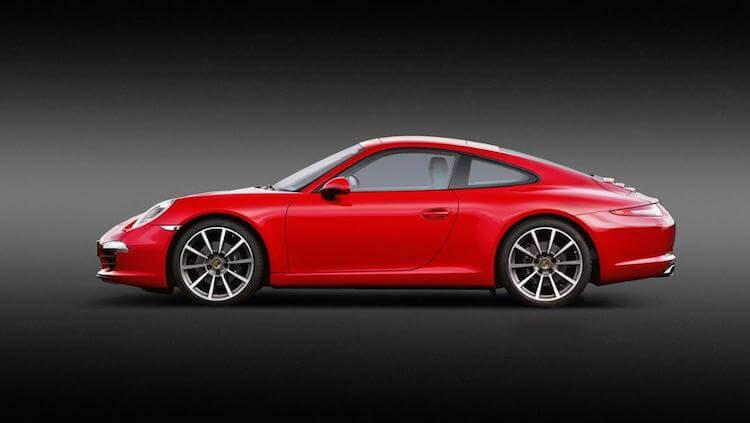 Porsche 911 Carrera 3.4 Coupé, 2011. - férfimagazin