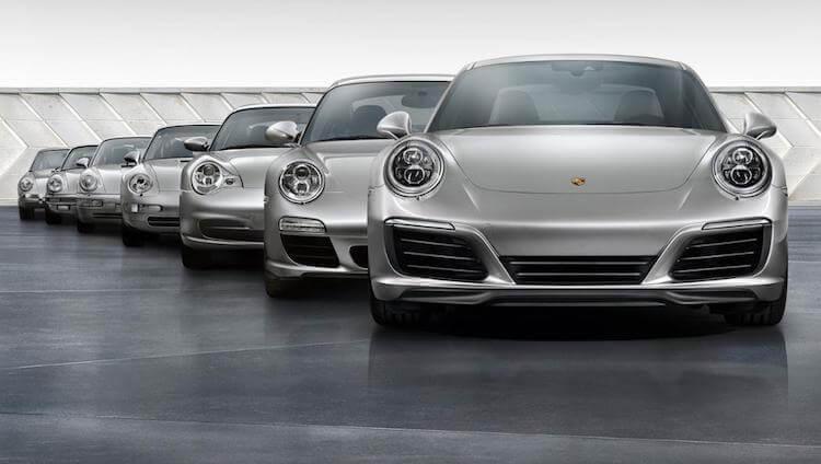 Porsche 911 - Porsche - férfimagazin