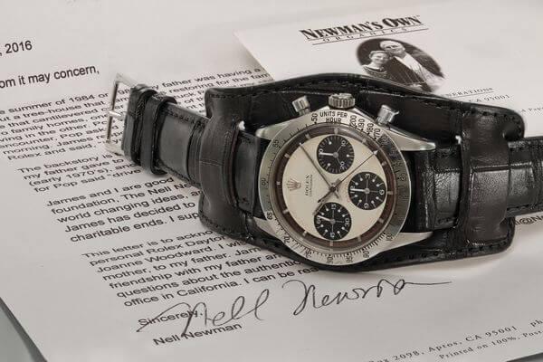 Rolex Daytona - Paul Newman - férfi karóra