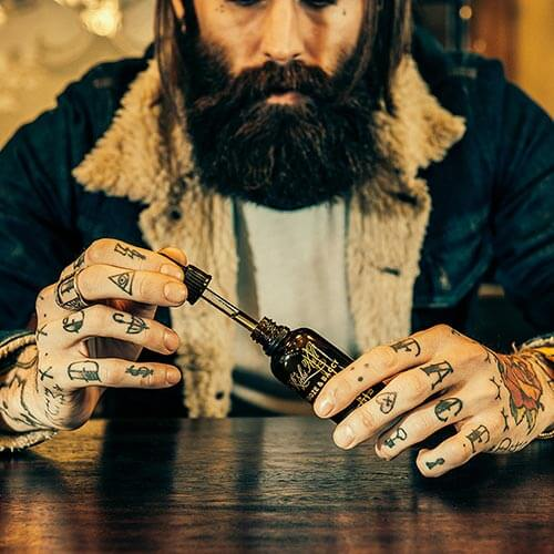 szakállápolás - férfi - férfimagazin