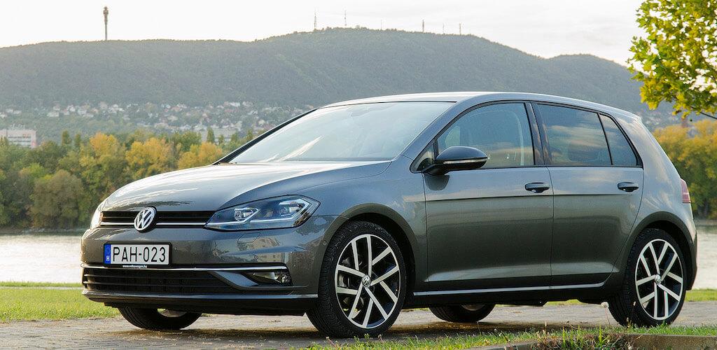 Volkswagen Golf VII - Golf teszt - férfimagazin