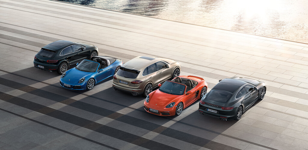férfimagazin - Porsche - Porsche passport