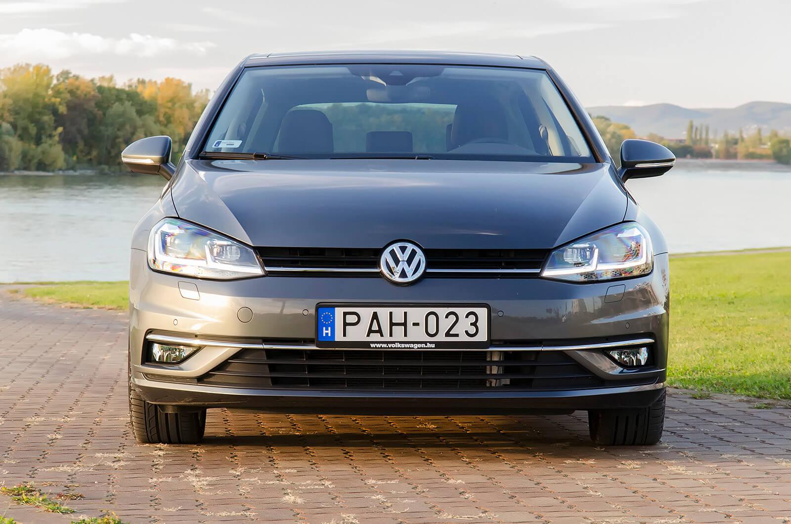 VW VII Golf - Golf teszt - férfimagazin