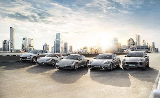 Porsche - Porsche passport - férfimagazin