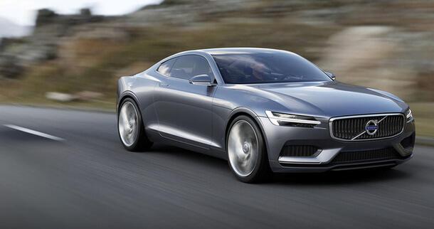 Volvo - férfimagazin - autó