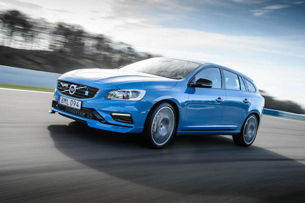 Volvo V60 Polestar - férfi - férfimagazin