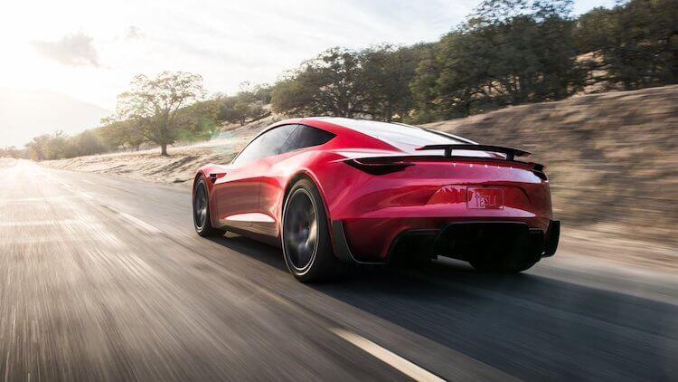 Tesla Roadster - Tesla - férfimagazin