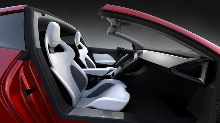 Tesla Roadster - Tesla - Elon Musk - férfimagazin