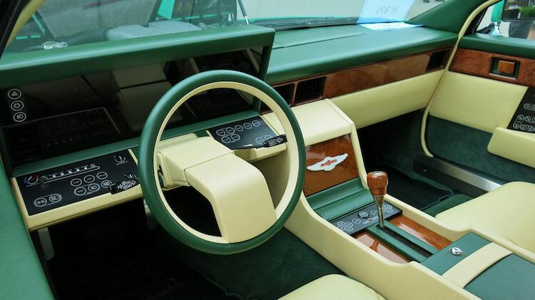 Aston Martin Lagonda - férfi - férfimagazin
