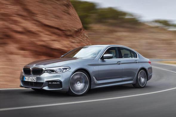 BMW 5 - év autója - férfimagazin