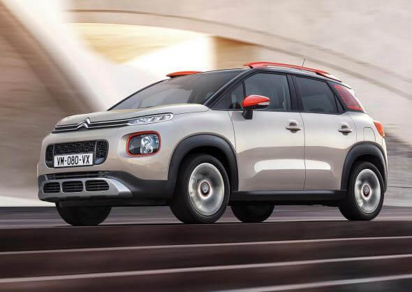 Citroën C3 Aircross - év autója - férfimagazin