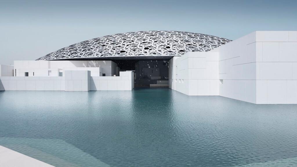 Louvre Abu Dhabi - kultúra - férfimagazin
