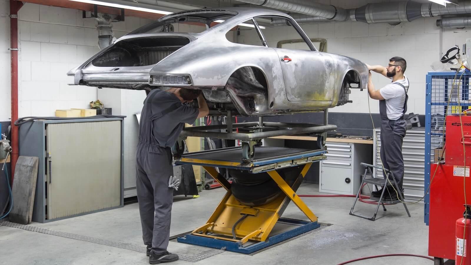 Porsche - Porsche múzeum - férfimagazin