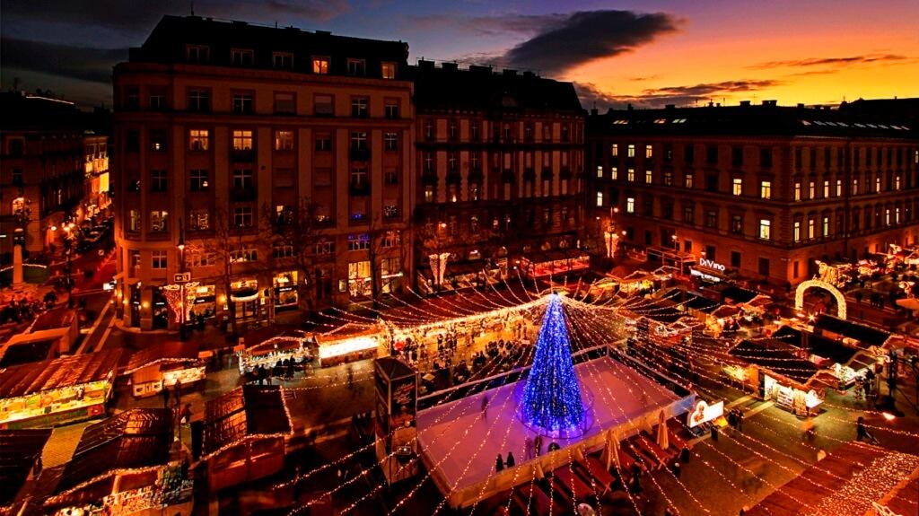 Budapest - gasztro - Karácsony