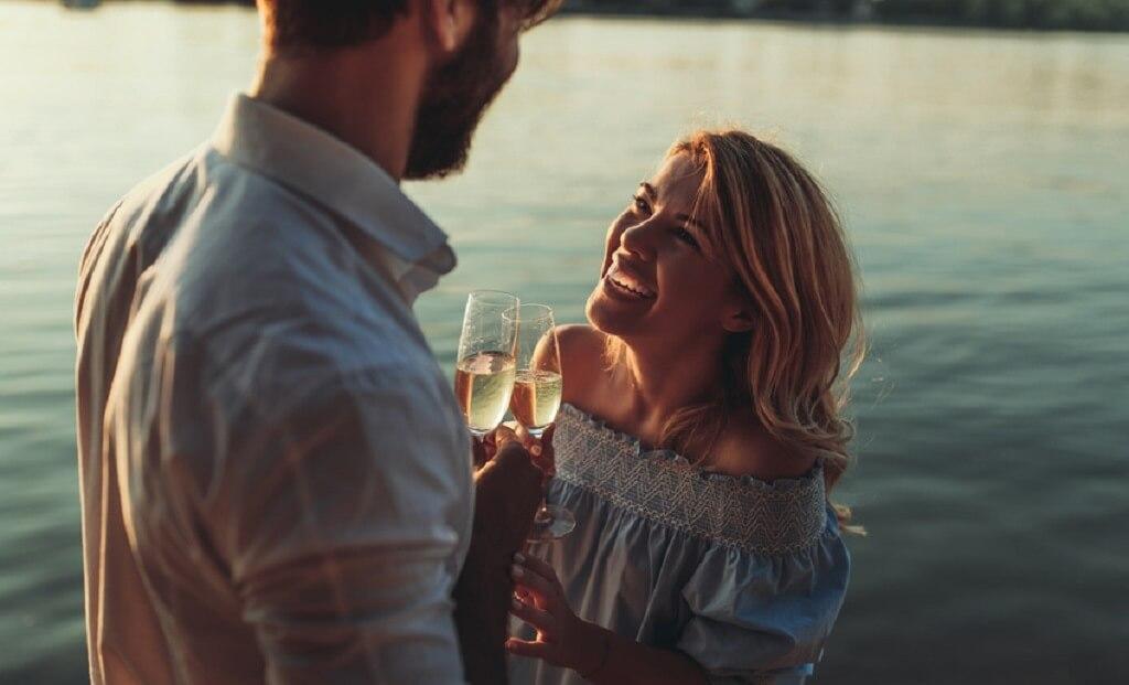 dolce vita - pezsgő - férfimagazin