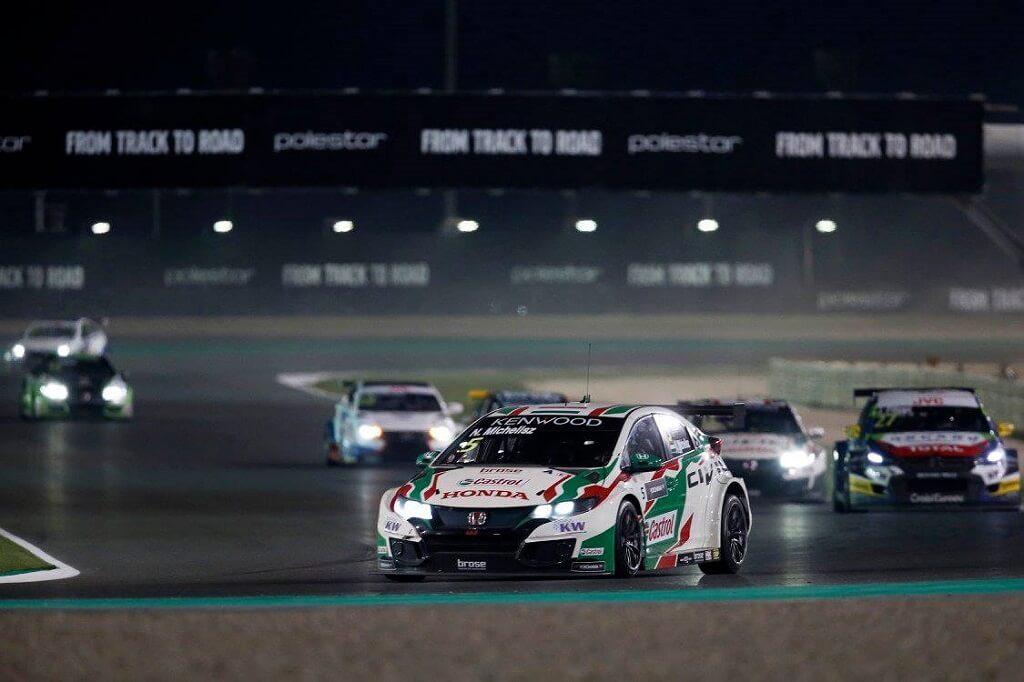 Michelisz Norbi - Katar - motorsport - férfimagazin
