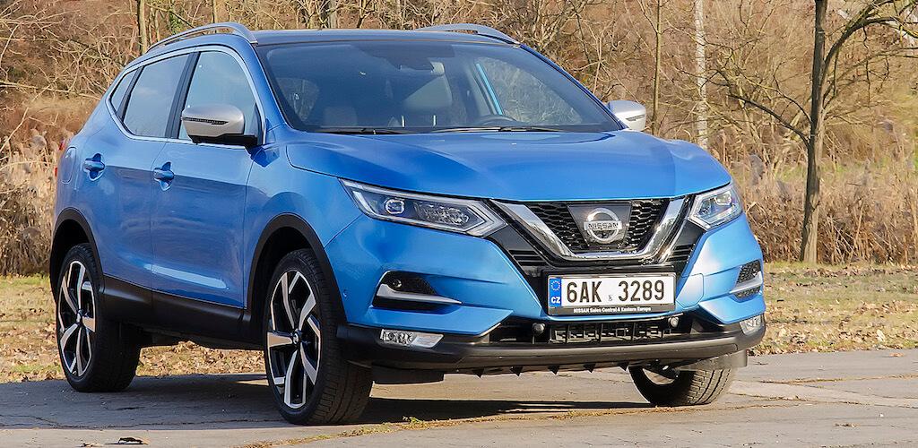 Az új Nissan Qashqai teszt - férfimagazin