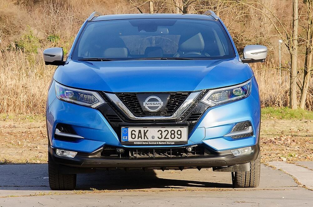 Nissan teszt - Nissan Qashqai - férfimagazin