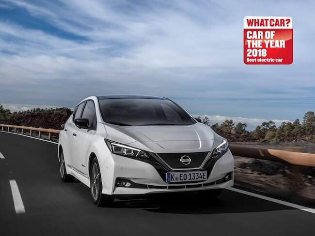 Nissan - Nissan Leaf - férfimagazin