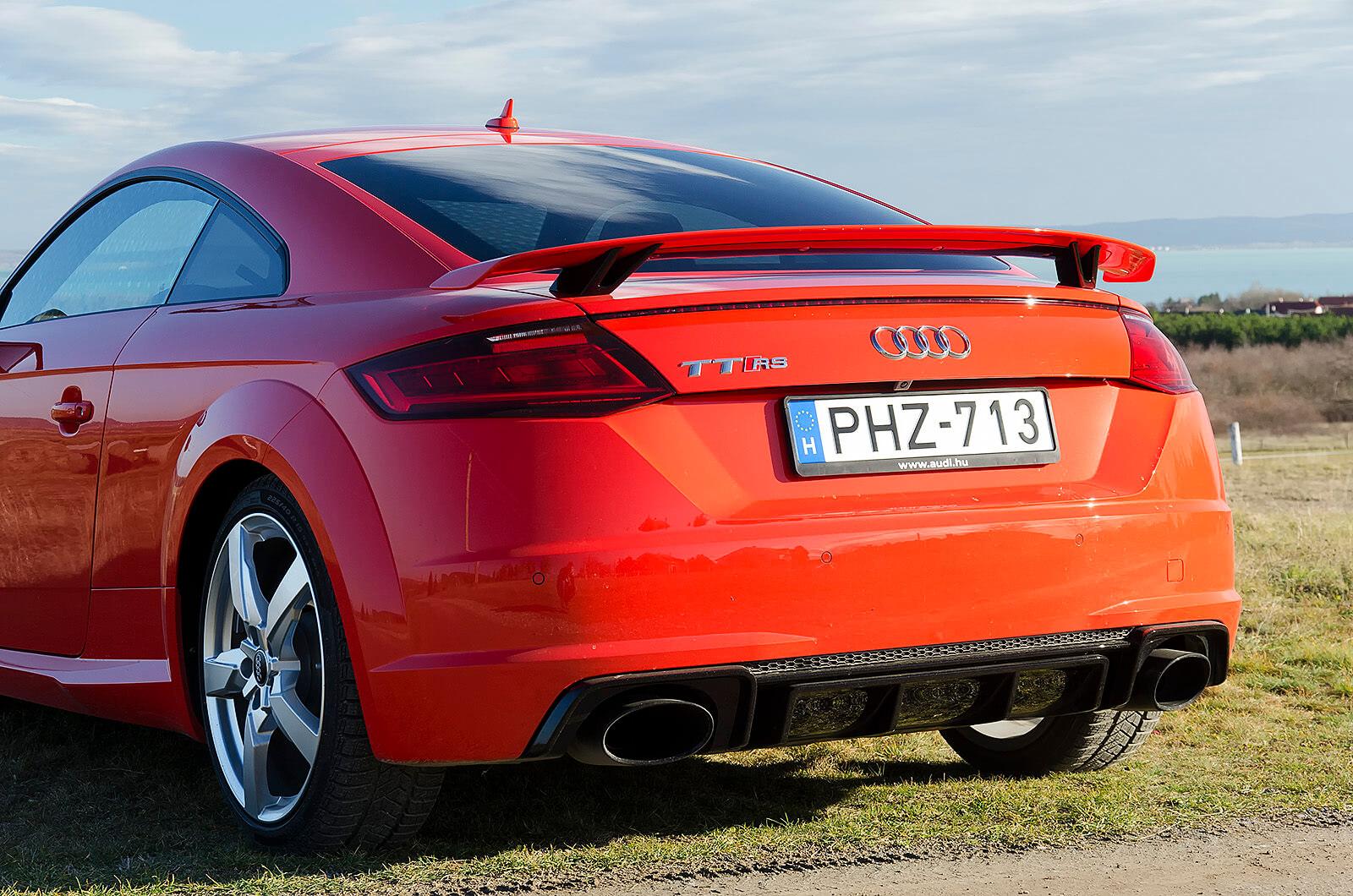 Audi - Audi TTRS - férfimagazin