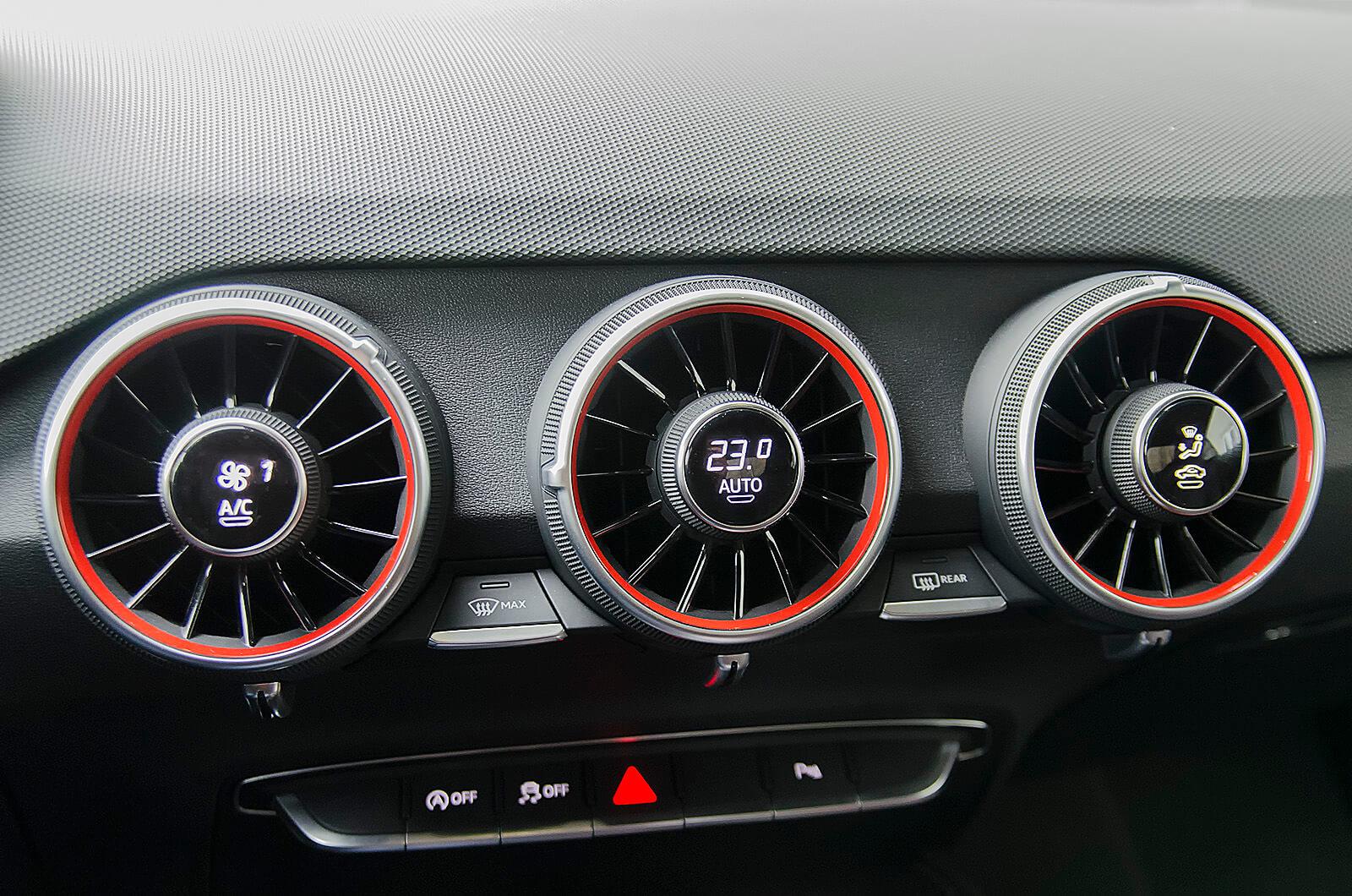 Audi teszt - Audi TTRS - férfimagazin