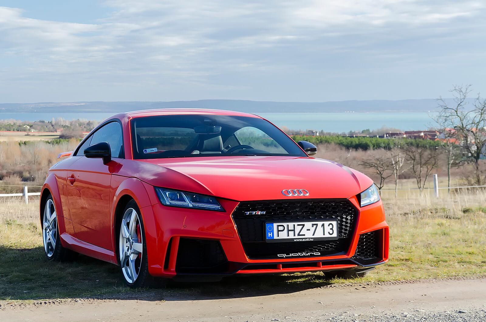 Férfimagazin - Audi TTRS - Audi - motorsport
