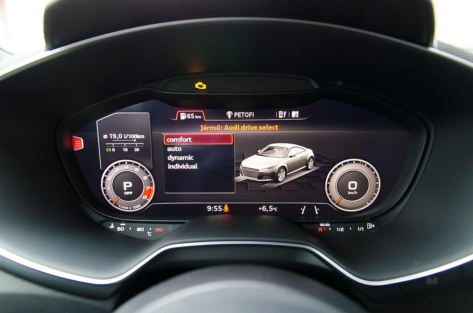 Audi - Audi TTRS - sport - autó - férfimagazin
