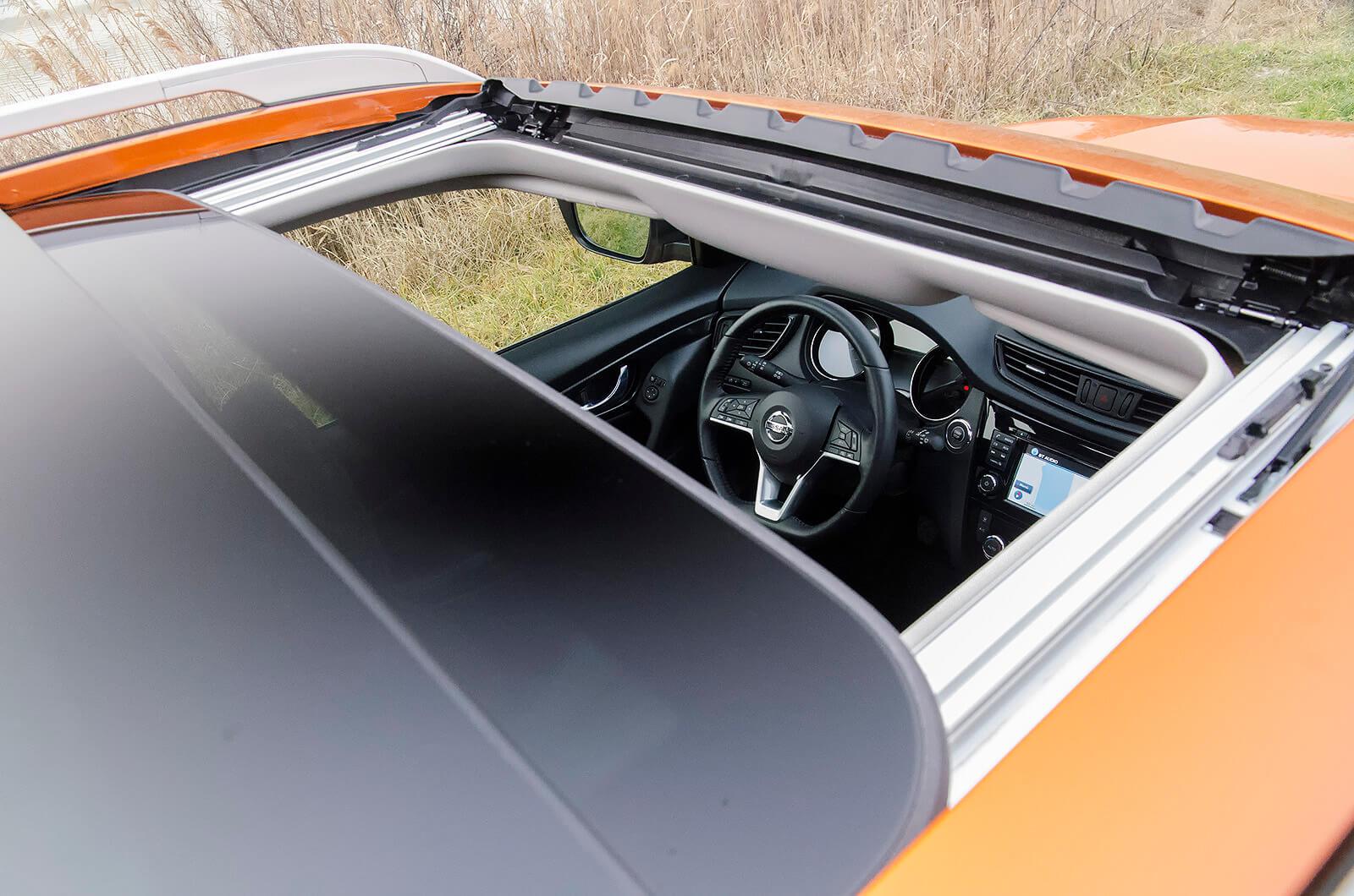 Nissan X-trail teszt - férfimagazin