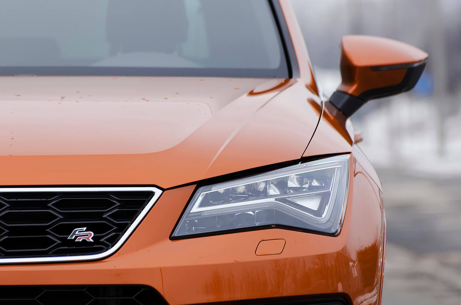 Seat Ateca - SUV - autó teszt