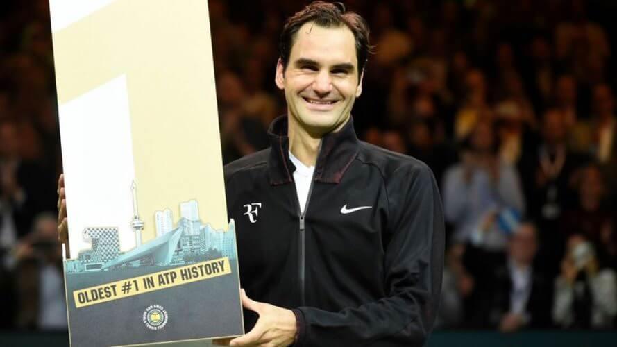 Roger Federer - tenisz - férfimagazin