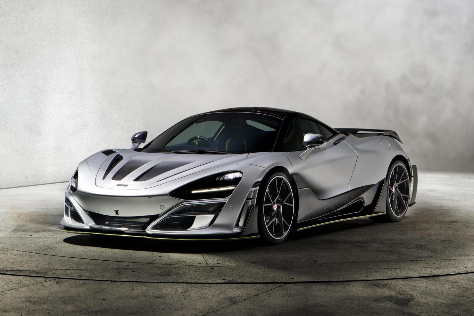 Genfi Autószalon 2018 - férfimagazin - McLaren
