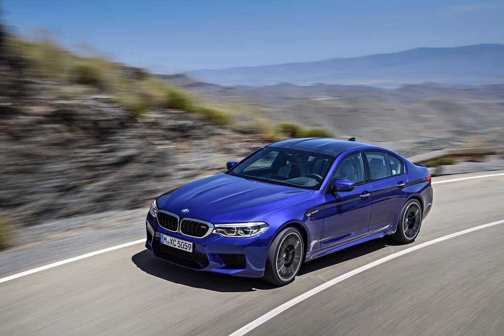 BMW M5 - autó - férfimagazin