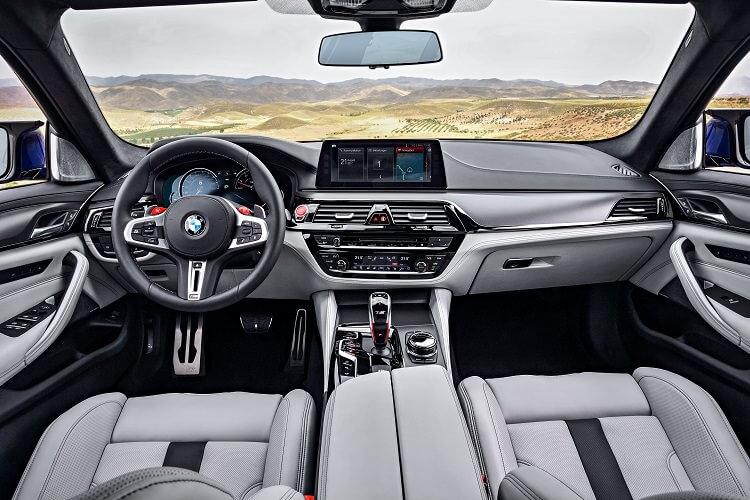 BMW M5 - vélemény - férfimagazin