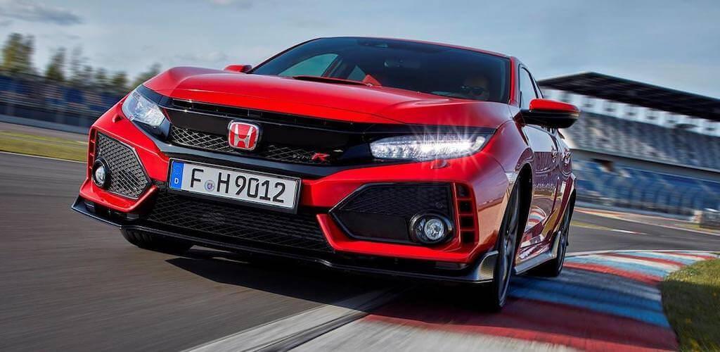 Újabb körrekordokra készül a Honda a Civic Type R-rel