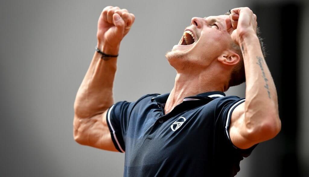 Fucsovics Márton - tenisz - sport - férfimagazin