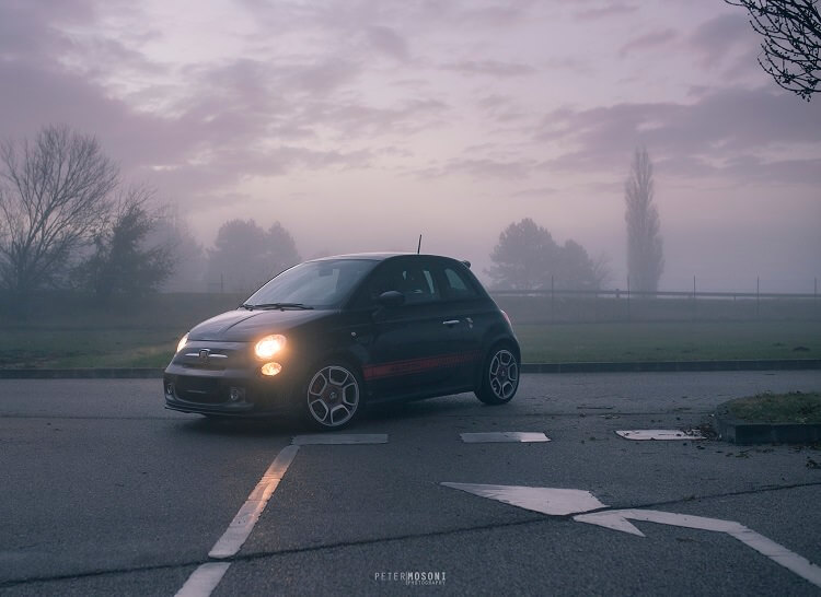 2017_11 - Elso Autocentrum Szabo's project Fiat 500 abarth_1