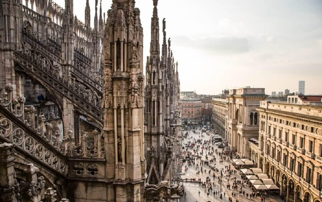 Milánó - utazás - ajánló