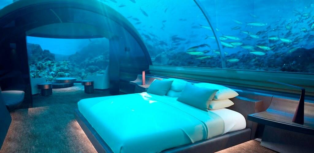 luxus - utazás - Maldív-szigetek